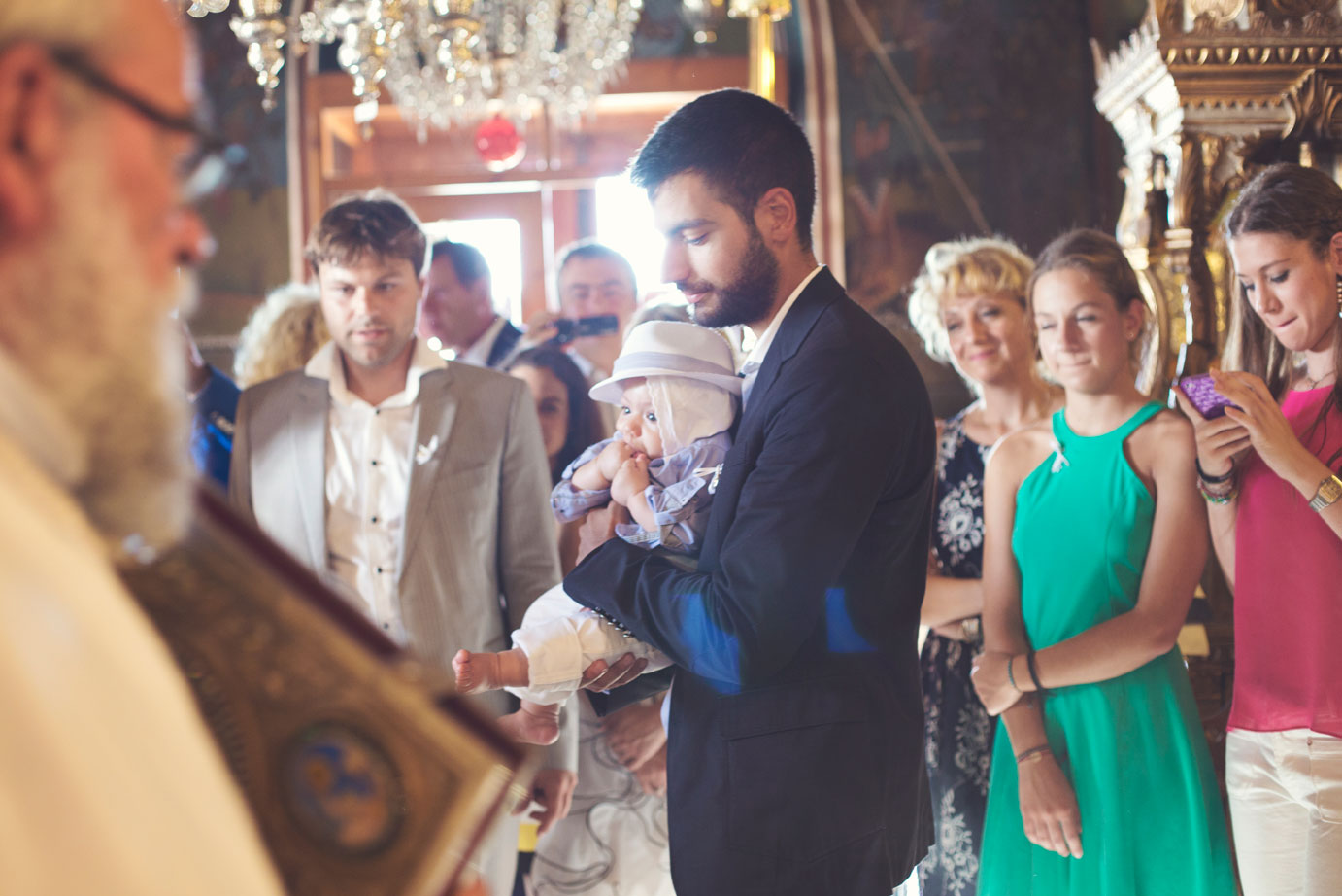 Fiorello Photography - Christening in Tinos
