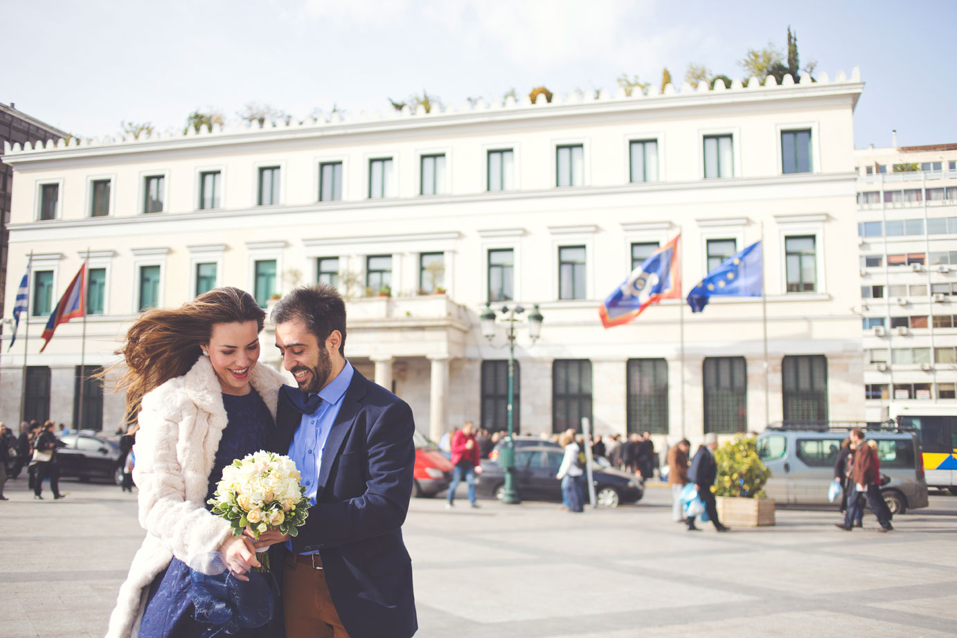 Fiorello Photography - Civil wedding in Athens