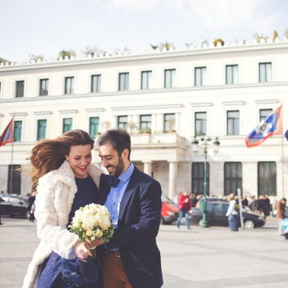 Fiorello Photography - Civil wedding in Athens