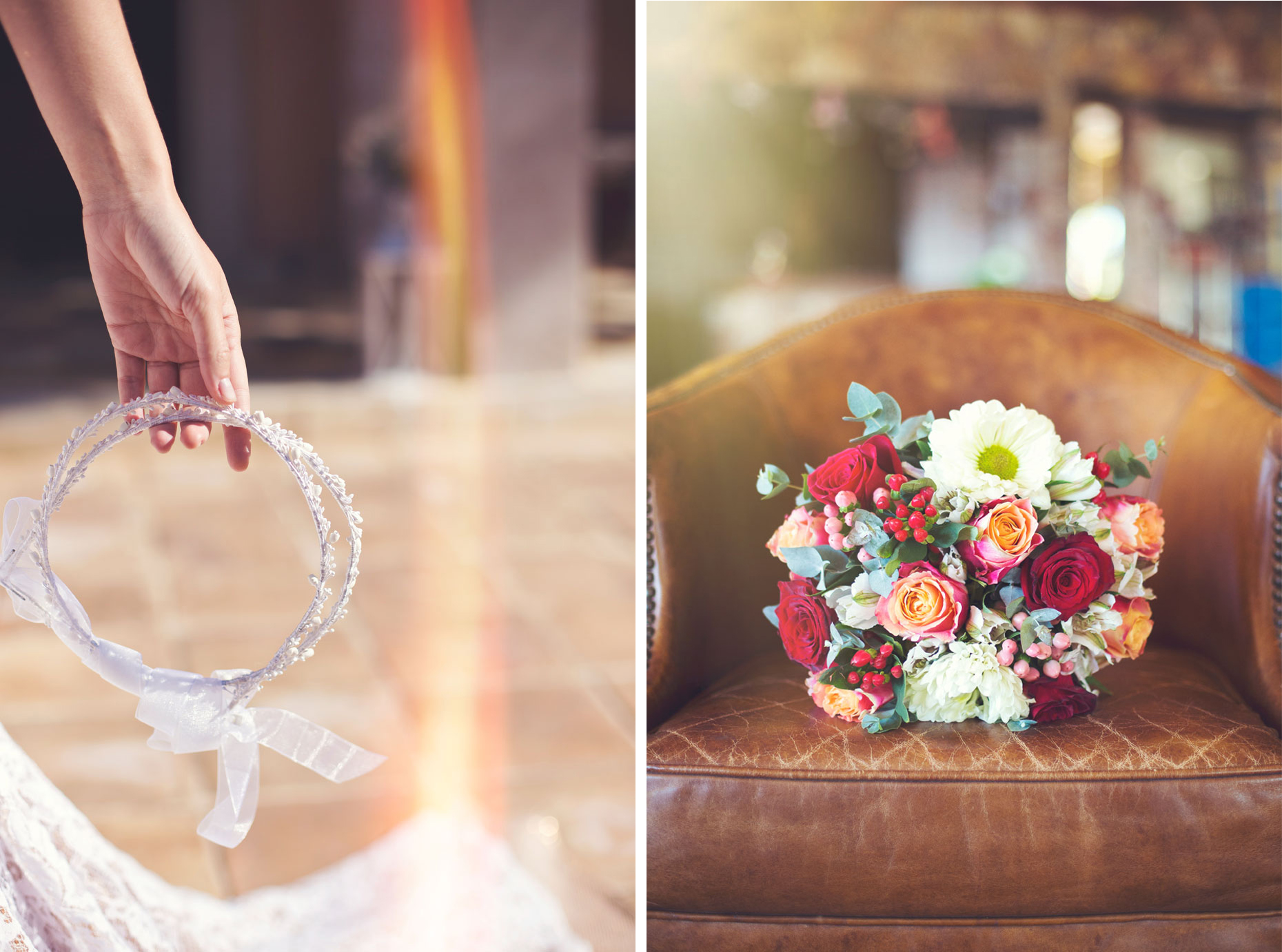 Fiorello Photography - Red themed wedding