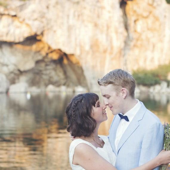 Fiorello Photography - Wedding at Vouliagmeni Lake