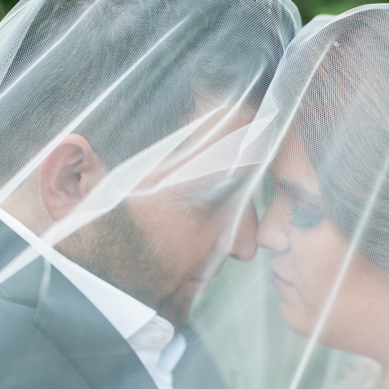 First Look Wedding Photos by Fiorello Photography